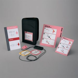 Infant/Child Reduced Energy AED Electrode Starter Kit