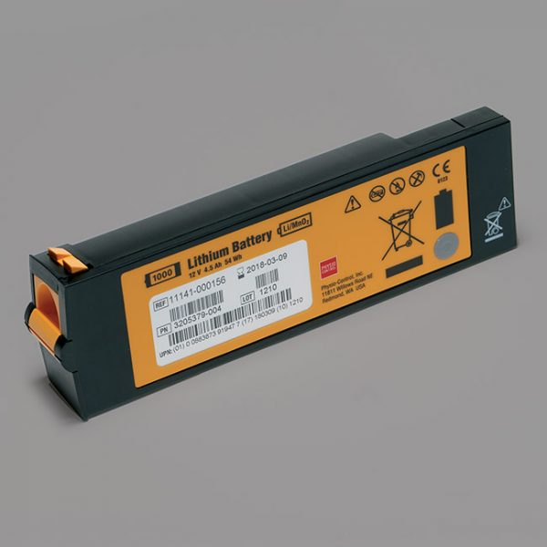 LMNO2 NON-RECHARGEABLE AED BATTERY