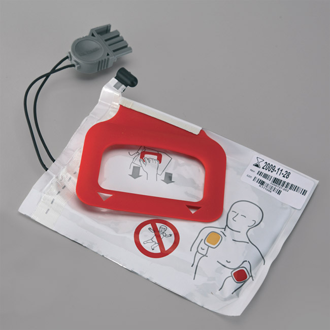 PHYSIO-CONTROL AED CHARGE-PAK AND ONE SET OF AED ELECTRODES