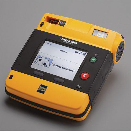 PHYSIO-CONTROL LIFEPAK 1000 AED
