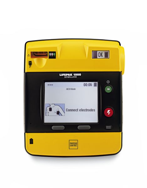 Physio-Control LIFEPAK 1000 AED 3