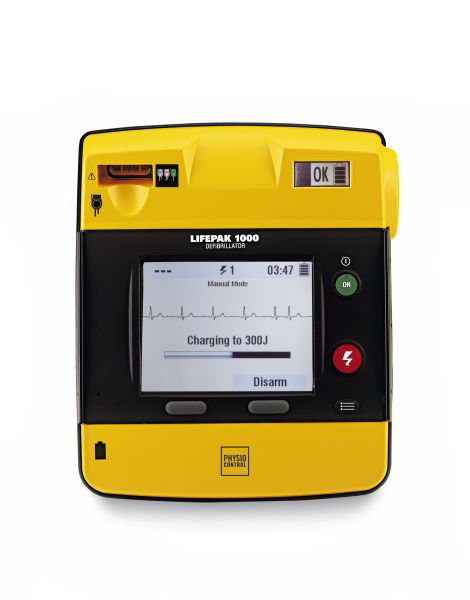 Physio-Control LIFEPAK 1000 AED1