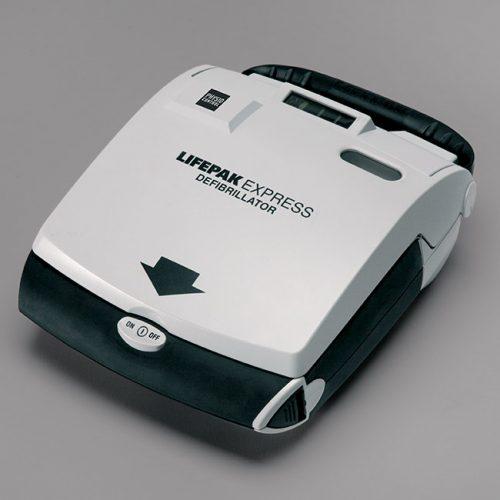 PHYSIO-CONTROL LIFEPAK EXPRESS AED SEMI-AUTOMATIC