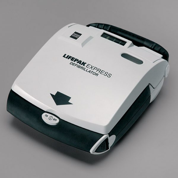 PHYSIO-CONTROL LIFEPAK EXPRESS AED SEMI-AUTOMATIC