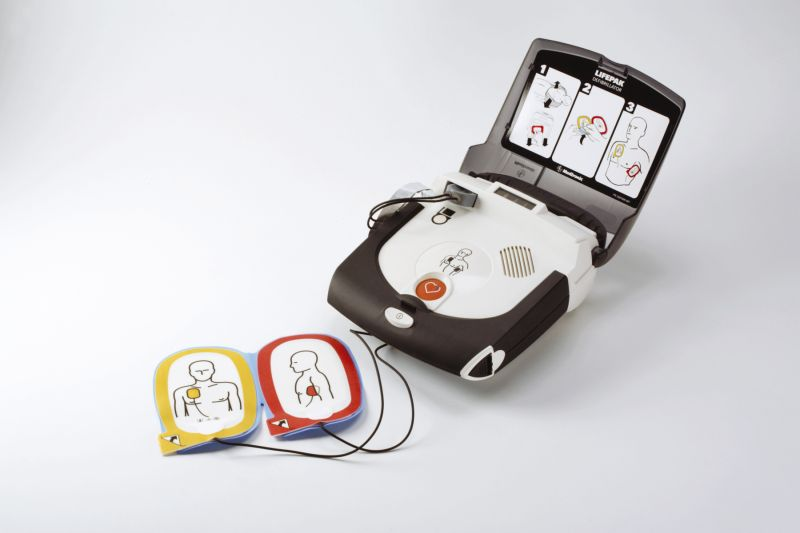 Physio-Control LIFEPAK Express AED Semi-Automatic 1