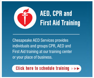 AED CPR and First Aid Training