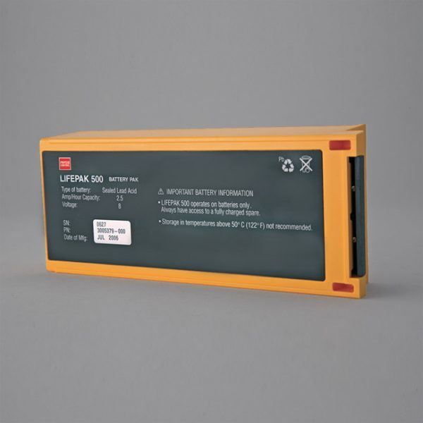 AED Battery for LIFEPAK 500