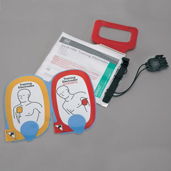 PHYSIO-CONTROL TRAINING ELECTRODES FOR LIFEPAK CR PLUS AED