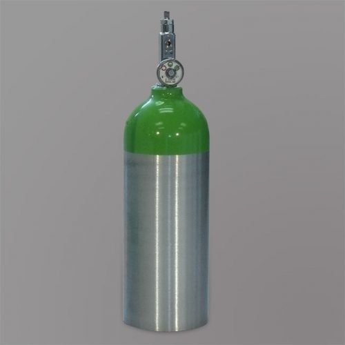 LIFE® OXYGENPAC DISPOSABLE/REPLACEABLE (OR REFILLABLE) OXYGEN CYLINDER MODEL