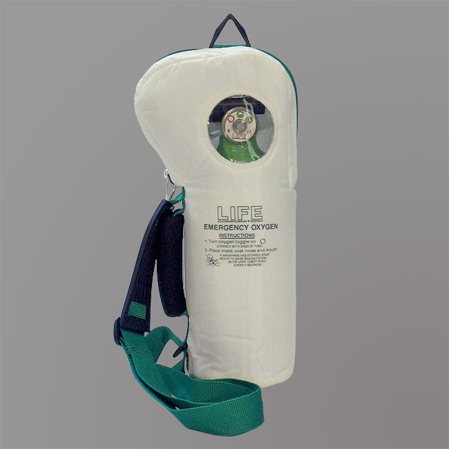 LIFE SOFTPAC EMERGENCY OXYGEN MODEL