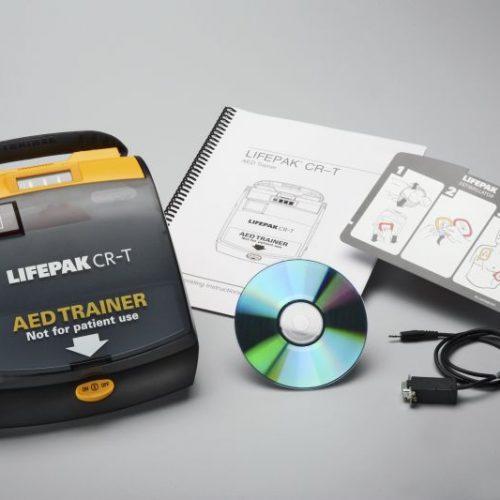 PHYSIO-CONTROL LIFEPAK CR PLUS AED TRAINING UNIT