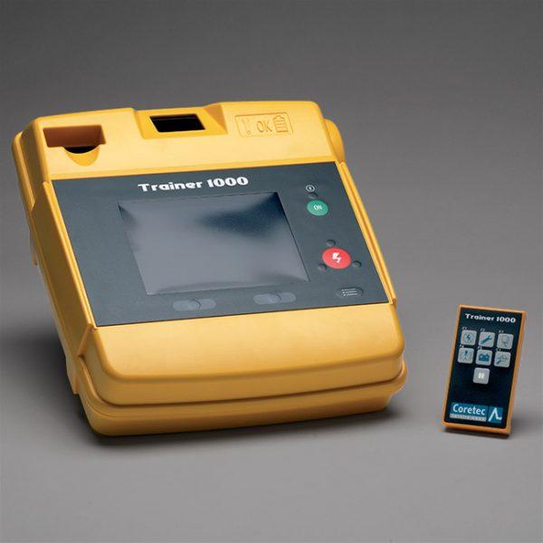 PHYSIO-CONTROL LIFEPAK 1000 AED TRAINING UNIT