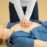 Perform basic hands CPR in chesapeake Aed services