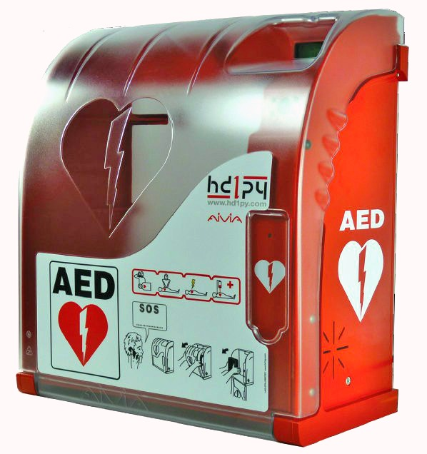 Aivia 320. Outdoor Cabinet For AED ...
