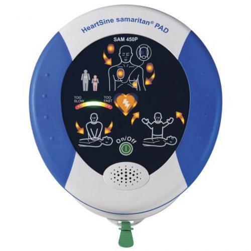 HEARTSINE SAMARITAN 450P AED