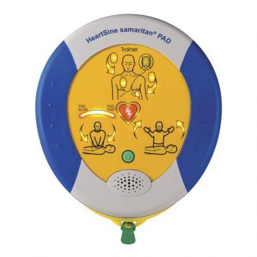 HEARTSINE SAMARITAN PAD 450P TRAINER WITH REMOTE
